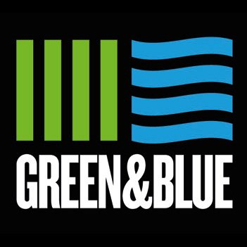 Green & Blue | Social Profile
