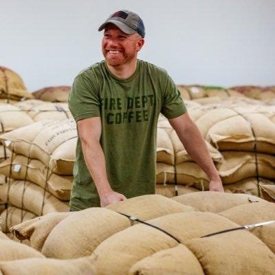 Navy Veteran, Firefighter, @firedeptcoffee CEO