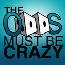 Oddsmustbecrazy logo v04 300 reasonably small