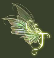 Fancy Fairy Wings