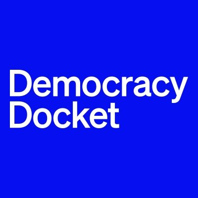 Democracy Docket is the leading progressive media platform dedicated to providing information, opinion & analysis about voting rights, elections & democracy.