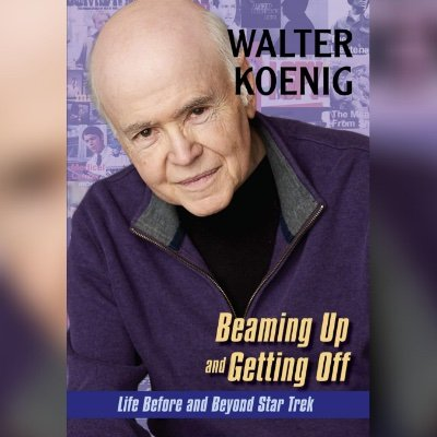 Actor- Star Trek, Babylon 5. Writer-Warped Factors, Chekov's Enterprise, Buck Alice and the Actor-Robot, Things To Come (graphic novel)
