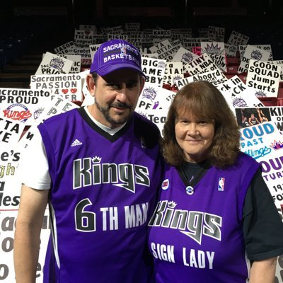 Sacramento Kings 6th Man Hall of Famer. Sign Lady's husband and sign illustrator. Passion for the Kings and the Hawaiian culture.🤙🏽