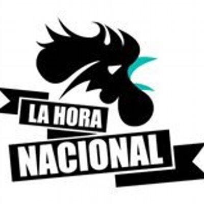 La Hora Nacional (@lahoranacional_) | Twitter