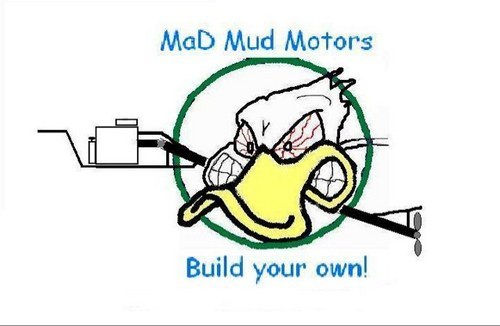 Mad Mud Motor Build Part