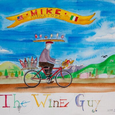 WineGuyMike | Social Profile