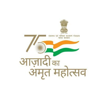 This is the official twitter account of Ministry of Health & Family Welfare, Government of India