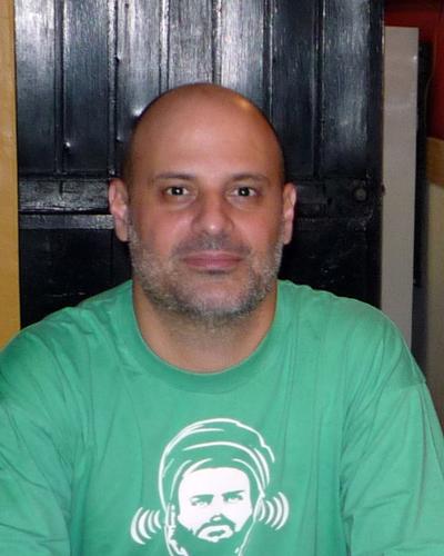 Enrique Almeida