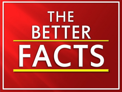The Better Facts Social Profile