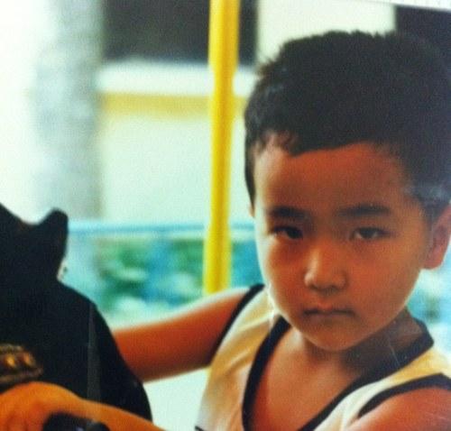 Junhyun, age 6