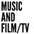 Music & Film/TV