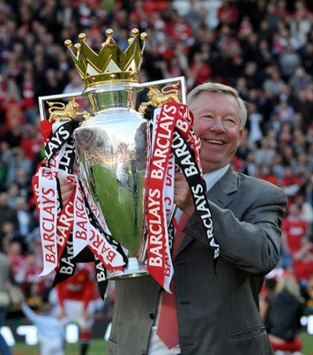 Sir Alex Ferguson Social Profile