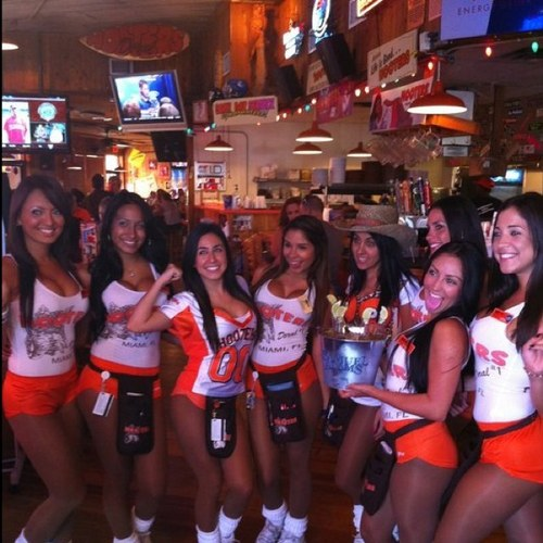 Hooters Miami Beach Travel Guide