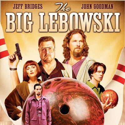 the language in the big lebowski Times like these call for a big lebowski from the academy award-winning coen brothers comes this hilariously quirky comedy about bowling, a severed toe, white russians and a guy namedthe.