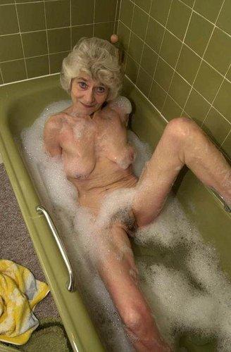 She was Dame nudist retro