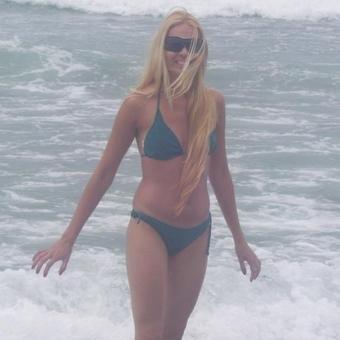 Lorena aquino bikini