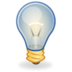 Light bulb icon2 reasonably small