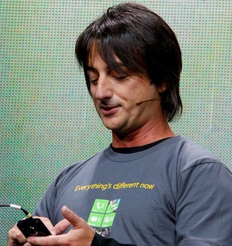 Microsoft's Joe Belfiore confirms Windows phone is no more a 'focus'