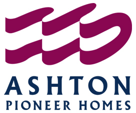 Image result for ashton pioneer homes logo