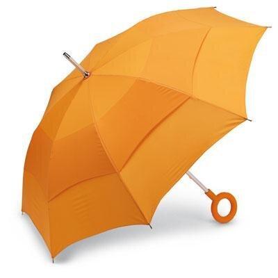 PLEMO Parapluie pliant de Voyage Automatique Ciel Ensoleill/é Bleu