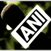 ANI twitter profile