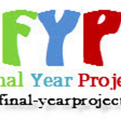 final year projects Final-yearprojectcom is the no1 free final year project website, which provide free project resources for engineering and mba students.