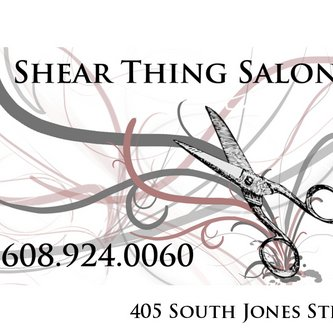Shear thing salon shearthing twitter for A shear thing salon
