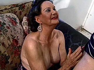 Porn Granny Clips 53