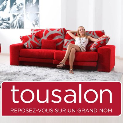 Tousalon tousalon twitter for Tous salons