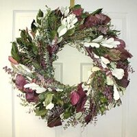 Wreaths For Door | Social Profile