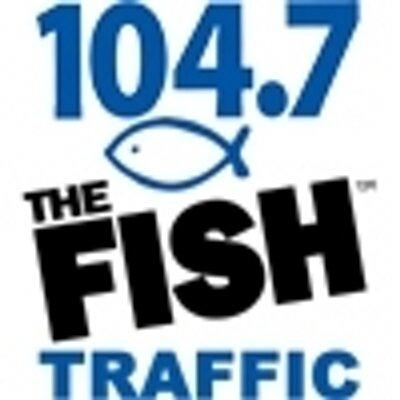 104 7 fish traffic 1047fishtraffic twitter for 104 7 the fish