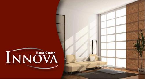 Innova Home innova home center on cortinas persianas toldos