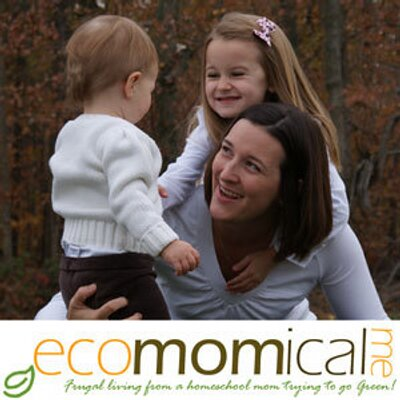 April @ ecoMomicalMe | Social Profile
