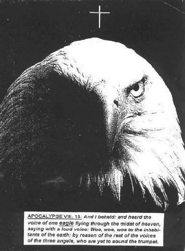 EAGLE of APOC. 8:13