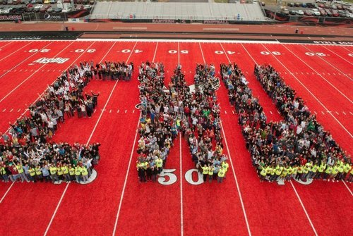 Welcome Week helps new students feel at home