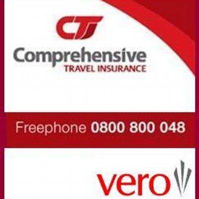 Cti Comprehensive Travel Insurance