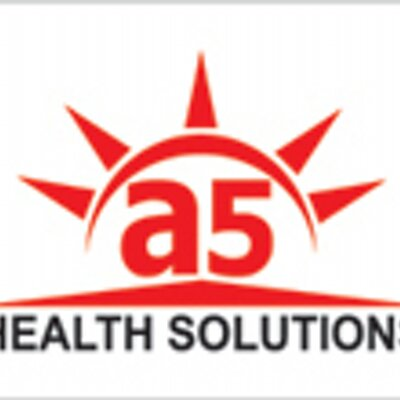 A5 Health Solutions A5health Twitter