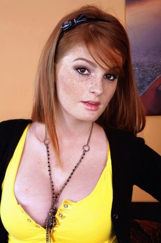 hot red head porn