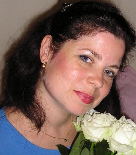 Poet Cristina Teodor