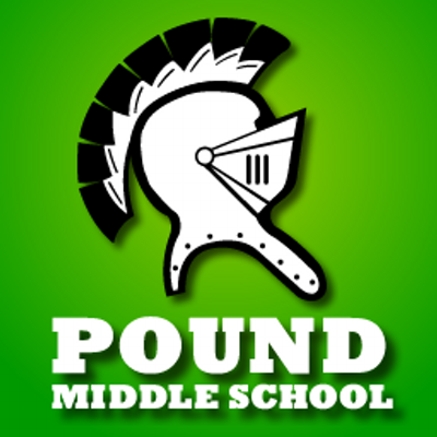 Pound Middle School on Twitter:
