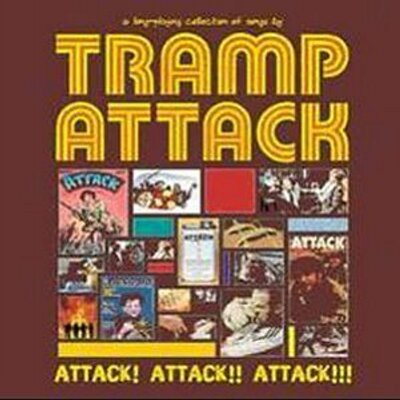 45cat - Tramp Attack - Eight Years Since School / (Please Don't ...