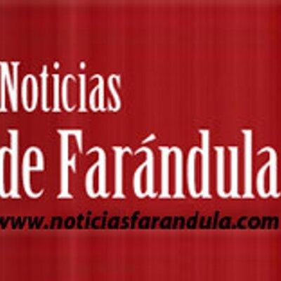 Noticias far ndula notasfarandula twitter for Noticias argentina farandula