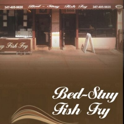 Bed stuy fish fry bedstuyfishfry twitter for Bed stuy fish fry menu