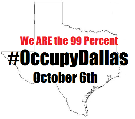 Occupy Dallas Social Profile