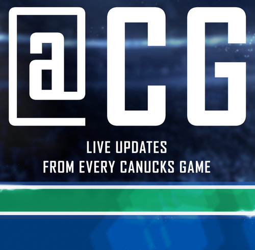 Canucks Game Social Profile