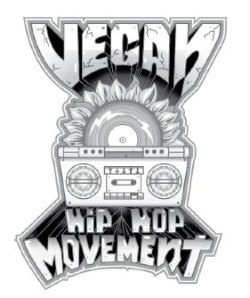 vegan hip hop movement