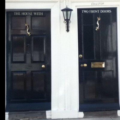Two doors & Two doors (@Hflagellum) | Twitter