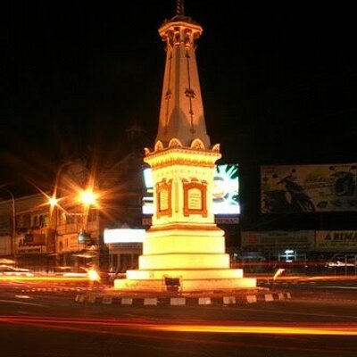 Tugu di Yogyakarta