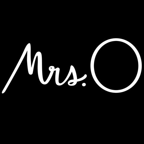 Mrs. O Blog Social Profile