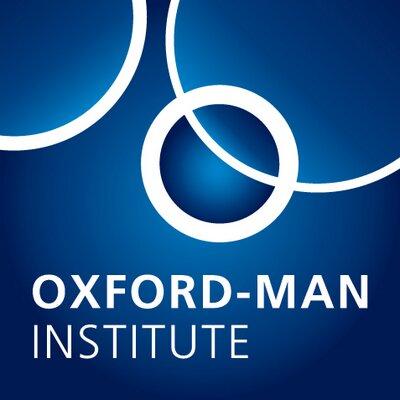 Oxford-Man Institute on Twitter: